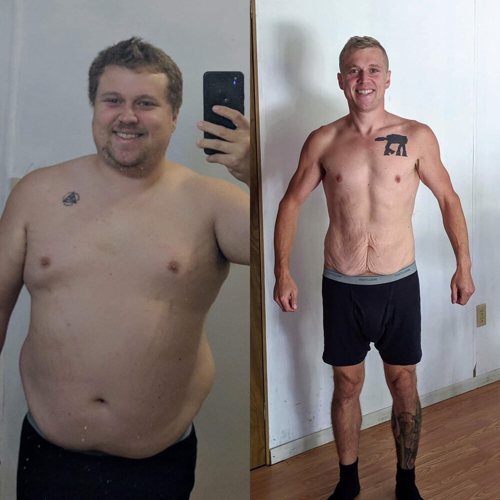 DANIEL LOST 113 LBS IN 8 MONTHS ON THE SNAKE DIET