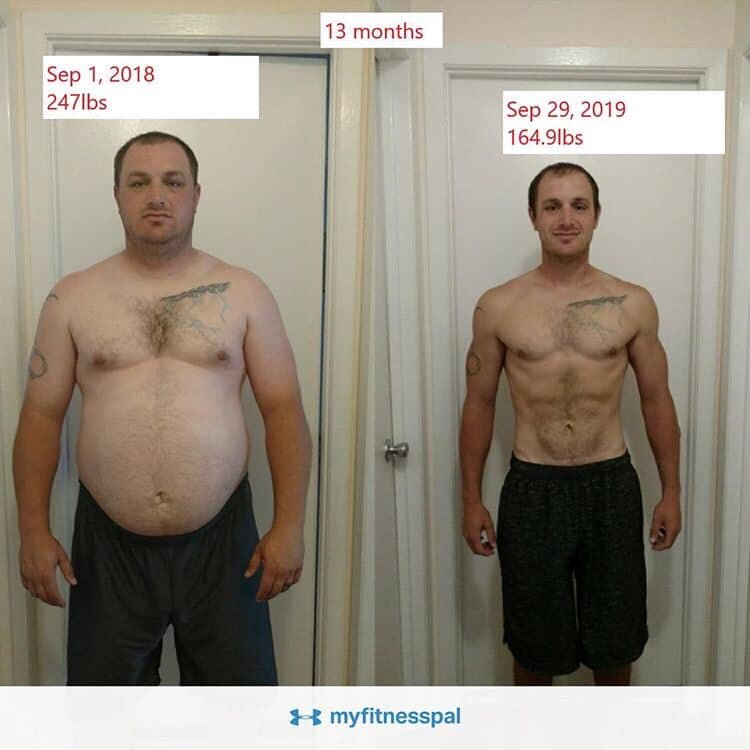 JT'S SNAKE DIET WEIGHT LOSS STORY